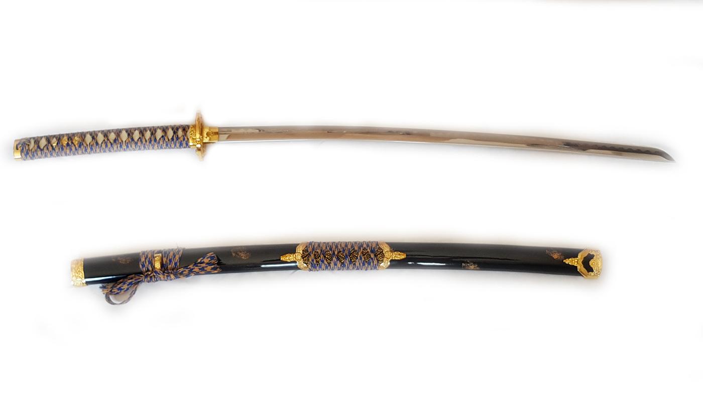 Japonský meč