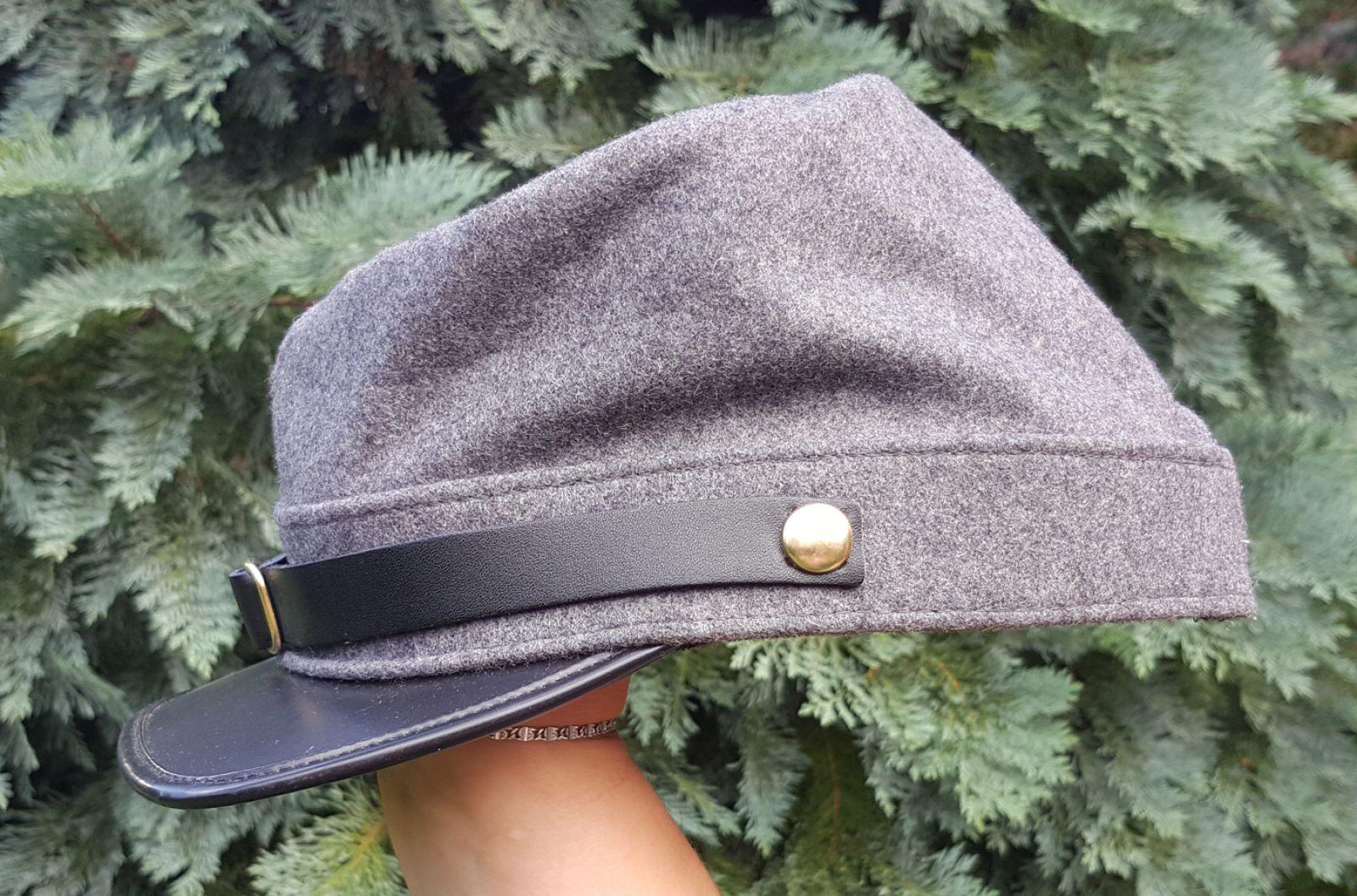 KONFEDERACE - Vojenská čepice  54746bcef0