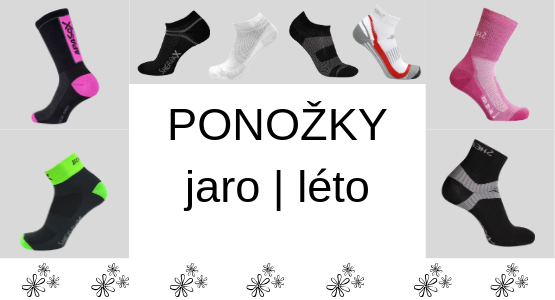 kotníkové ponožky SHERPAX