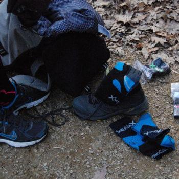 Jak vybírat ponožky na běhání?