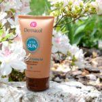 Chladivý gel Dermacol: S.O.S. pro sluncem spálenou pokožku