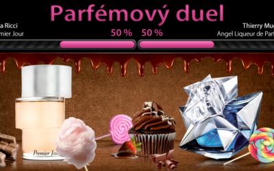 Sladké parfémy z naší cukrárny