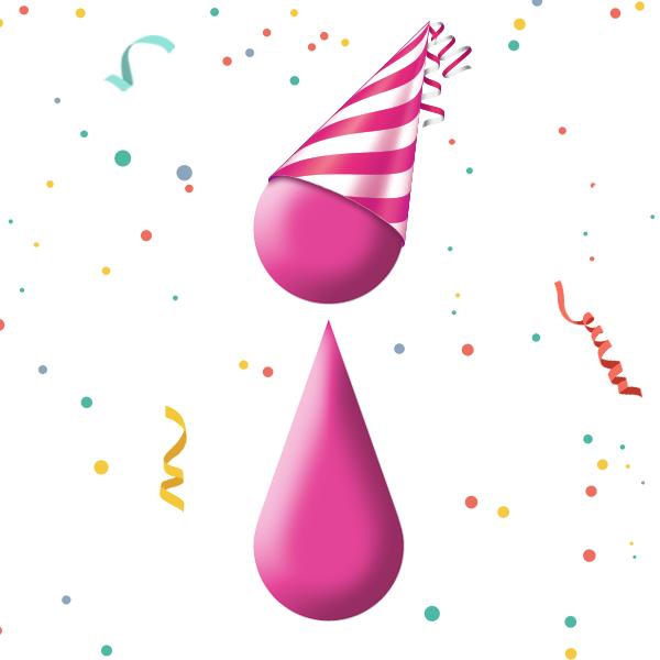 Slavíme 15. narozeniny