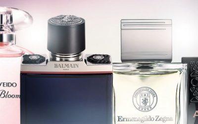 Novinky ze světa parfémů