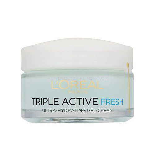 L´Oréal Paris Triple Active Fresh Hydrating Gel Cream