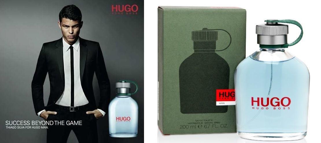 Hugo Boss Hugo Thiago Emiliano da Silva
