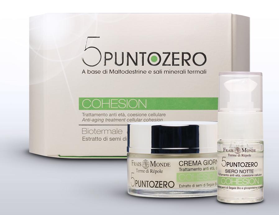 5puntozero Cohesion dárková sada a její obsah