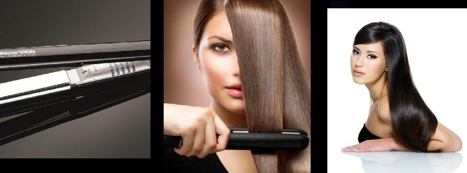 8 nejčastějších chyb při žehlení vlasů