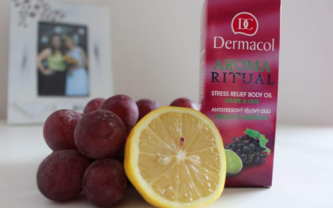 Hoďte stres za hlavu díky Dermacol Aroma Ritual