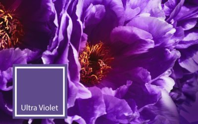Ultra Violet: Nová barva roku 2018