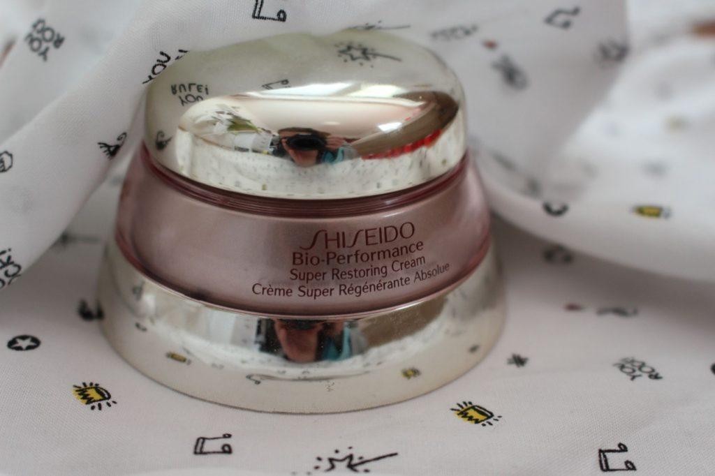 Shiseido Bio-Performance vyhlašuje boj proti vráskám