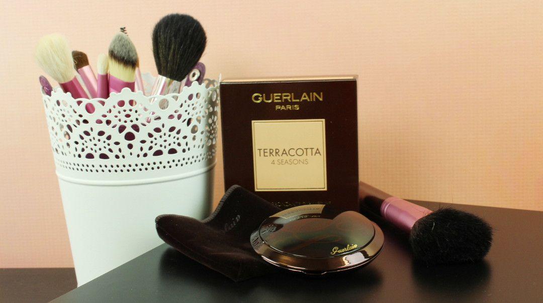 Bronzující pudr Guerlain Terracotta 4 Seasons
