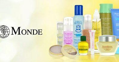 BIO-termální kosmetika Frais Monde