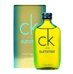 Calvin Klein CK One Summer 2014