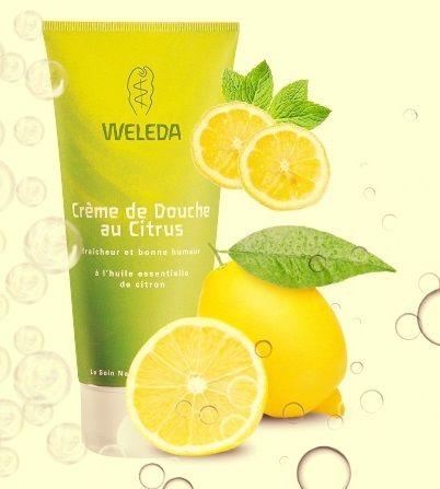 Weleda - sprchový gel citrus