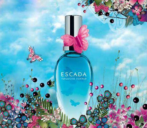 Nová letní Escada Summer