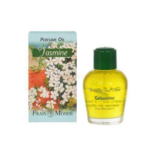 Parfémovaný olej Frais Monde Jasmine Perfume Oil