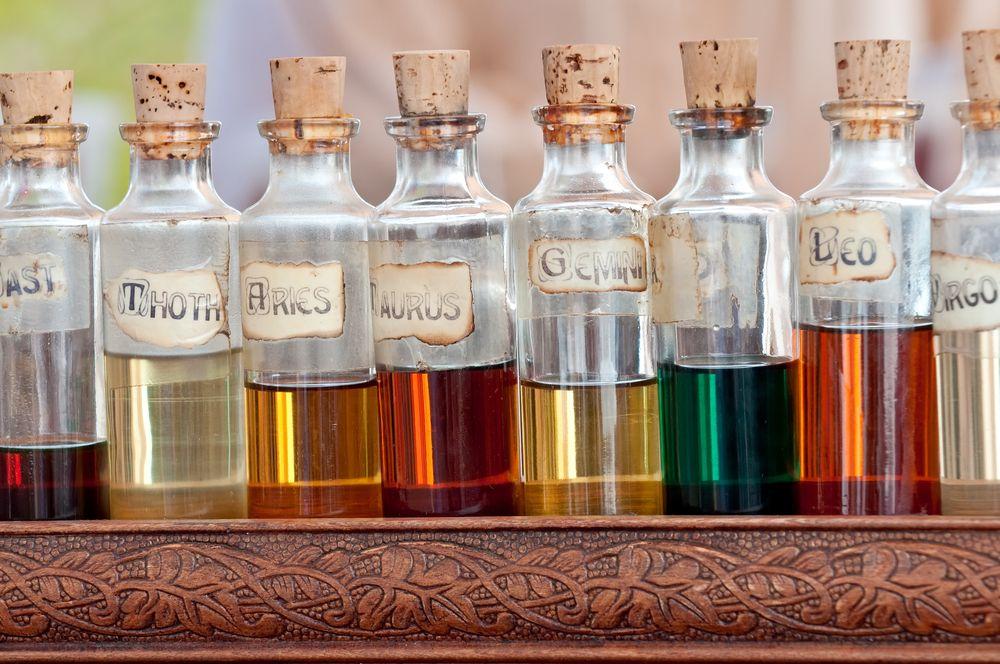 Parfémové oleje