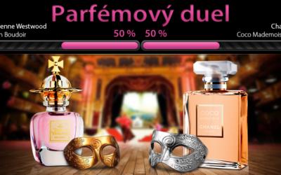 Parfém, se kterým na plese zazáříte