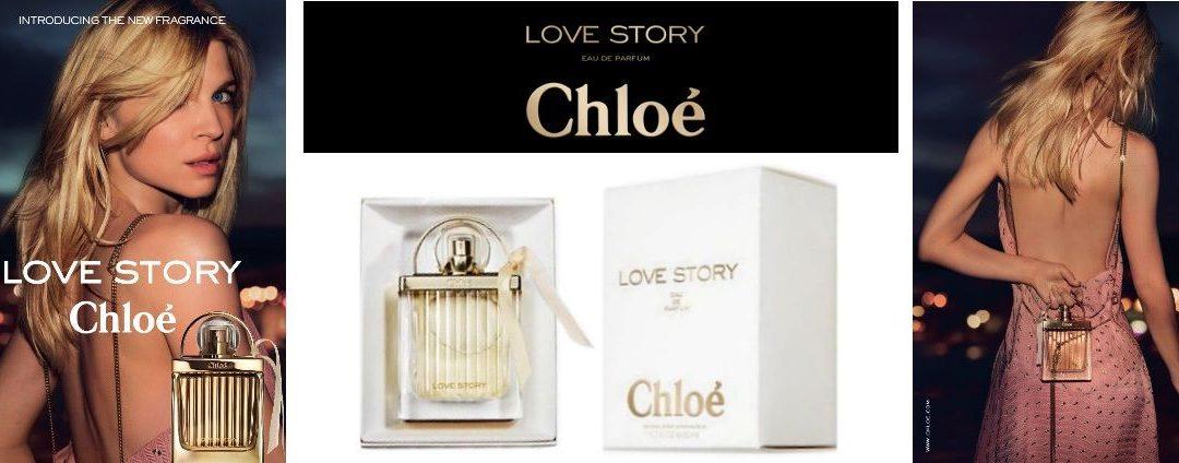 Jaká je nová Chloé Love Story?