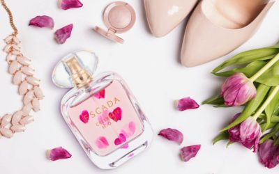 Zbrusu nový parfém Escada Celebrate N.O.W.