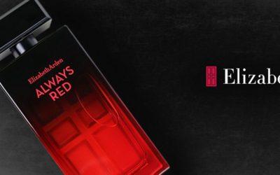 Elegantní Elizabeth Arden Always Red