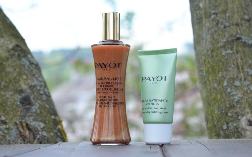 Recenze kosmetiky Payot