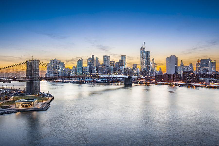 Nejnovější trendy v líčení z NY