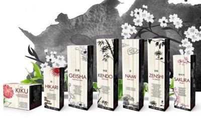Geisha Line: Luxusem ke krásné pleti