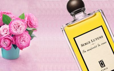 Pravá vůně růže od Serge Lutense