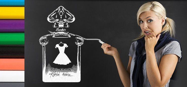 Guerlain La Petite Robe Noire kreslená