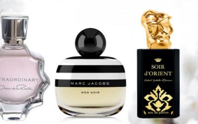 Parfémové novinky plné jara