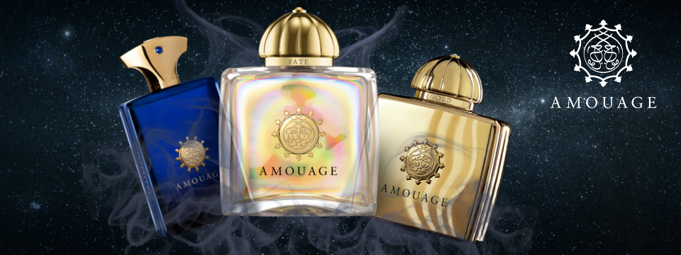 Poznejte půvab niche parfémů Amouage