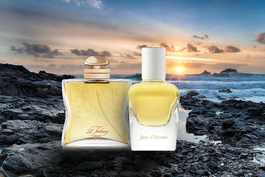 Dámské parfémy od značky Hermes