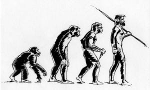 caveman sketch