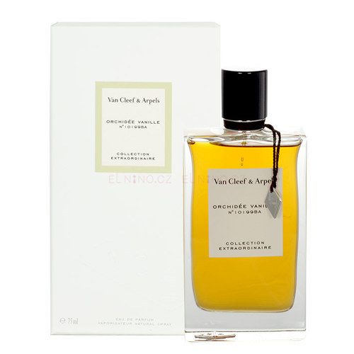 Van Cleef & Arpels Collection Extraordinaire Orchidee Vanille