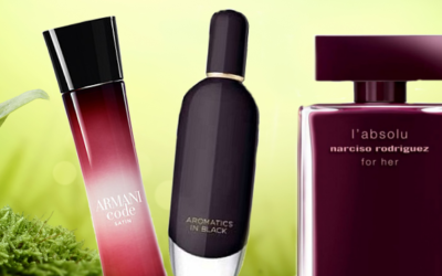 Poslední prázdninové parfémové novinky