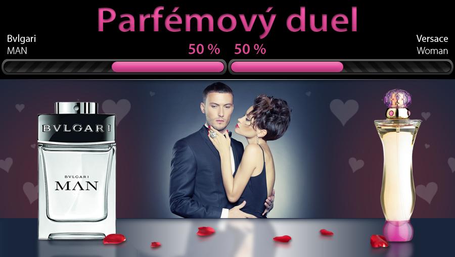 Parfémy pro zamilované páry