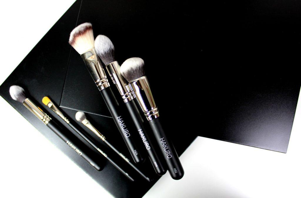 Hakuro - profesionální kosmetické štětce