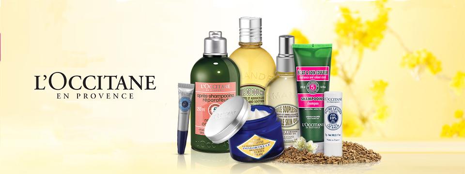 Kosmetika L´Occitane inspirovaná krásou Provence