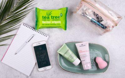Letní dovolená bez starostí: Nejlepší cestovní kosmetika