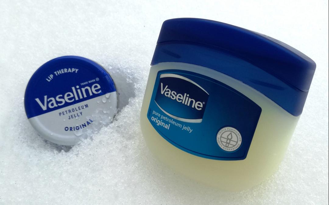 Vaseline: Tradiční kosmetika proti vysušování pokožky