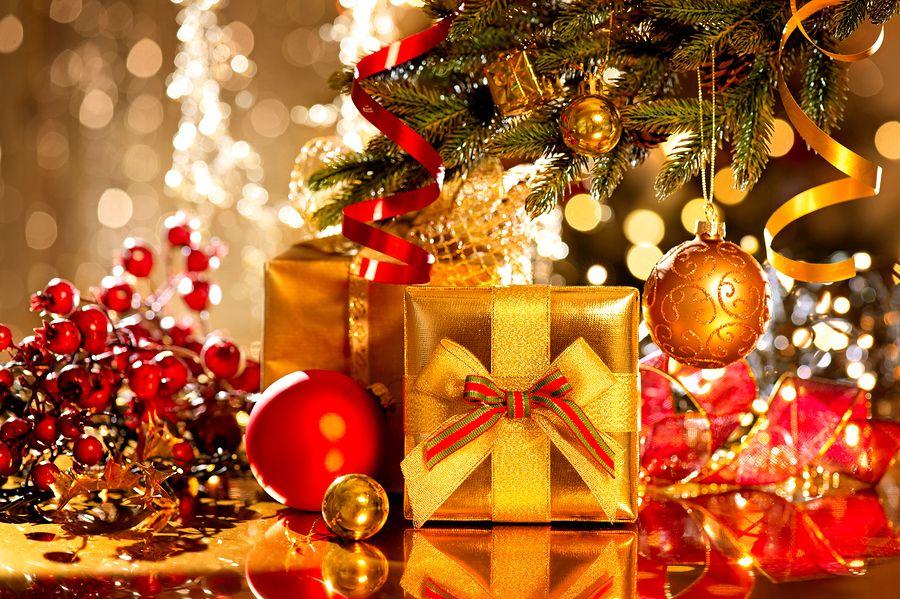 Vánoční dárky plné voňavého zlata