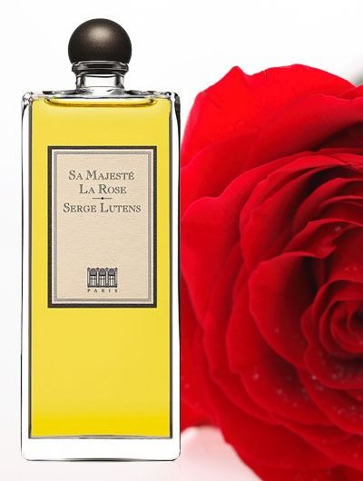 Serge Lutens Sa Majeste la Rose