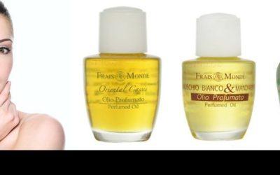 Jedinečné parfémované oleje Frais Monde