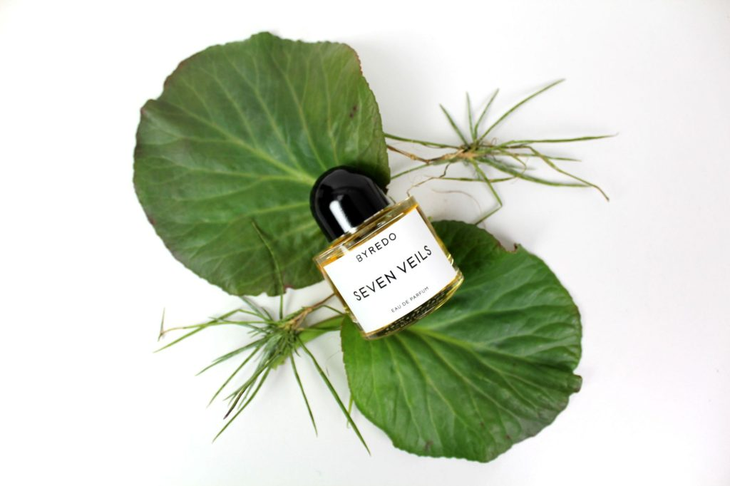 Niche parfémy Byredo