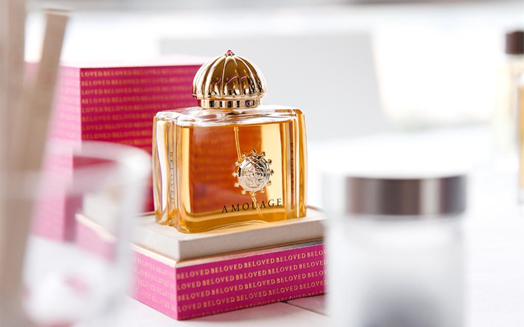 Degustace niché parfémů ve věži