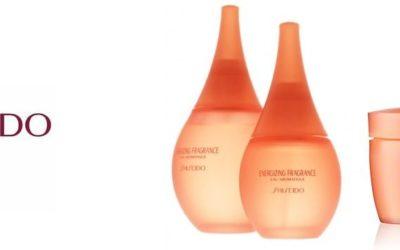 Shiseido Energizing Fragnance