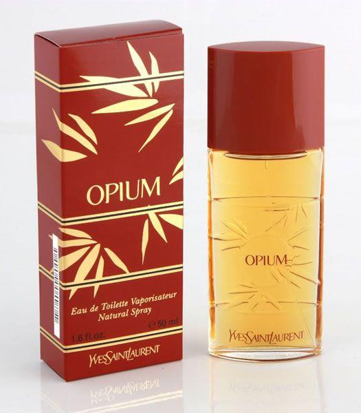 Původní YSL Opium