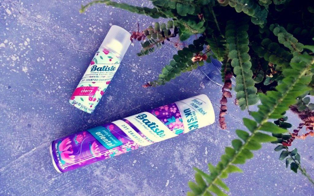 Batiste: Nejoblíbenější suché šampóny na trhu
